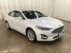 2019 Ford Fusion Energi Titanium Sedan For sale  in Barrington, IL