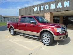 2014 Ford F-150 Lariat Truck Long Crew Cab