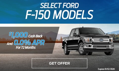 New F-150 Special