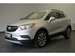 New 2021 Buick Encore Preferred SUV MC1053 for Sale in Conroe, TX, at Wiesner Buick GMC