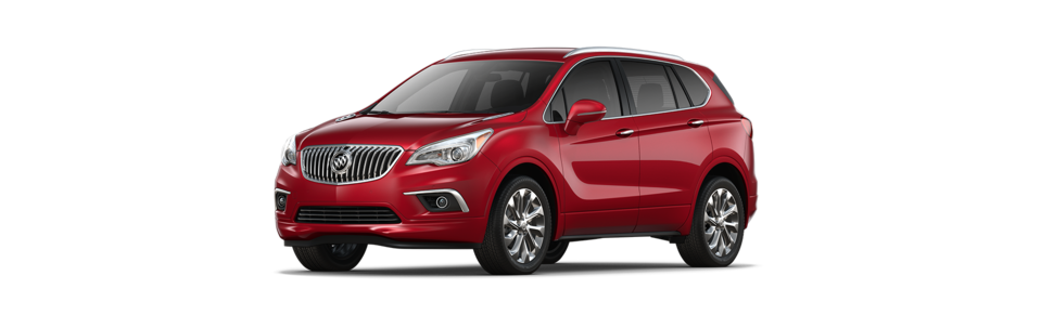 Compare The  Buick Envision Against The Chevrolet Equinox And The Ford Edge