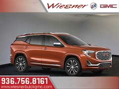New 2019 GMC Terrain Denali SUV KC5124 for Sale in Conroe, TX, at Wiesner Buick GMC