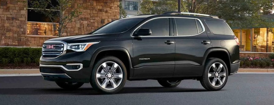 Gmc Acadia For Sale Near Me >> New GMC Acadia for Sale at Wiesner Buick GMC