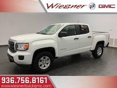 New 2019 GMC Canyon Base Truck Crew Cab KC5596 for Sale in Conroe, TX, at Wiesner Buick GMC