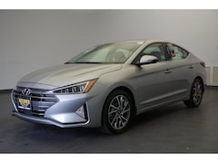 New 2020 Hyundai Elantra Limited Sedan LC3001 for Sale in Conroe, TX, at Wiesner Hyundai