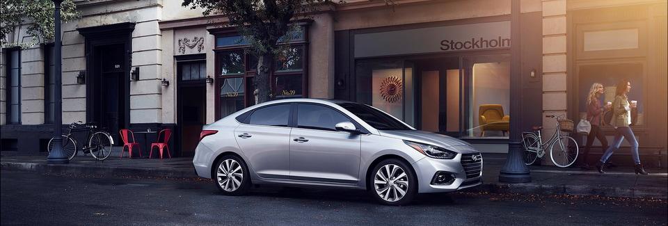 Compare Hyundai Accent Vs Honda Civic Toyota Corolla Wiesner Hyundai