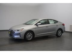 2020 Hyundai Elantra ECO Sedan for Sale near Houston, TX, at Wiesner Hyundai