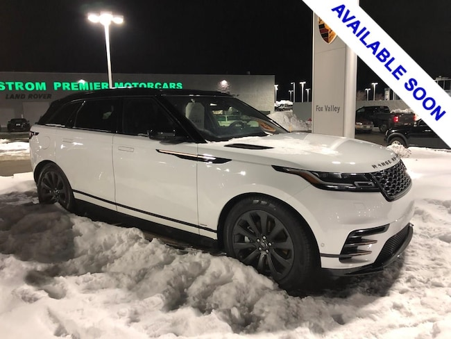 New 2019 Land Rover Range Rover Velar P380 R-Dynamic SE SUV in Appleton, WI