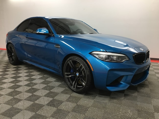 Pre-Owned 2018 BMW M2 Coupe coupe For Sale in Appleton, WI