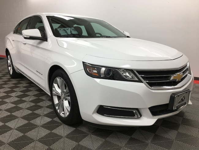 Pre-Owned 2014 Chevrolet Impala 4dr Sdn LT w/2LT sedan For Sale in Appleton, WI