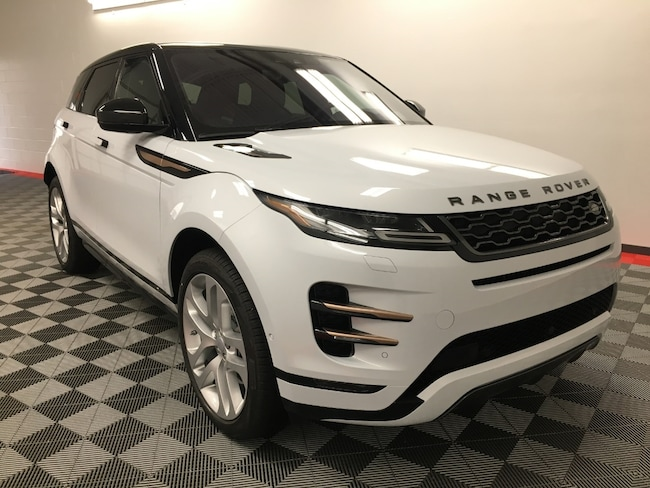 New 2020 Land Rover Range Rover Evoque P250 First Edition suv in Appleton, WI