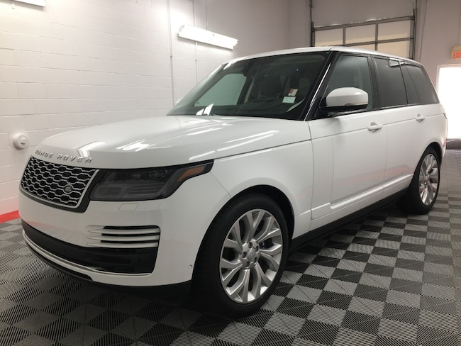 New 2019 Land Rover Range Rover HSE SUV in Appleton, WI