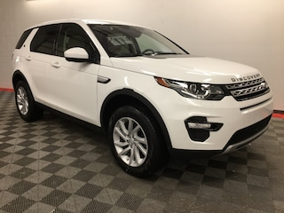 2018 Land Rover Discovery Sport HSE 4WD suv
