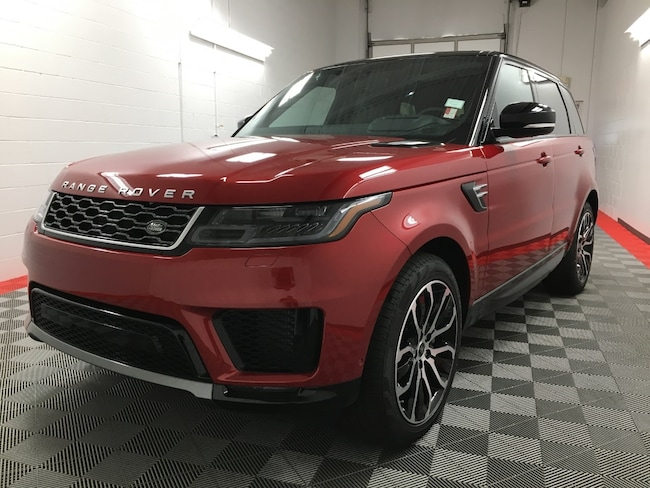 New 2019 Land Rover Range Rover Sport V6 Supercharged HSE suv in Appleton, WI