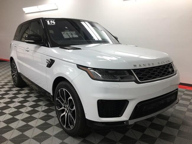 2018 Land Rover Range Rover Sport Td6 Diesel HSE suv