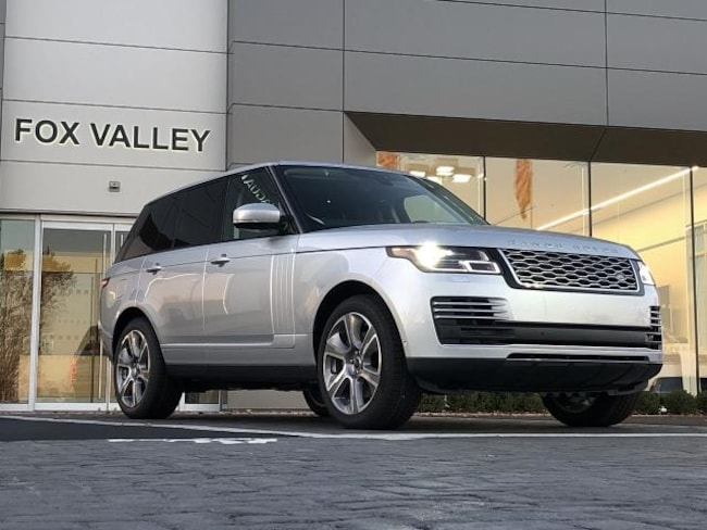 New 2019 Land Rover Range Rover 5.0L V8 Supercharged SUV in Appleton, WI