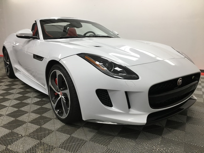 2016 Jaguar F-TYPE 2dr Conv Auto R AWD coupe
