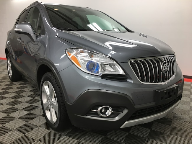 Pre-Owned 2015 Buick Encore AWD 4dr Convenience suv For Sale in Appleton, WI