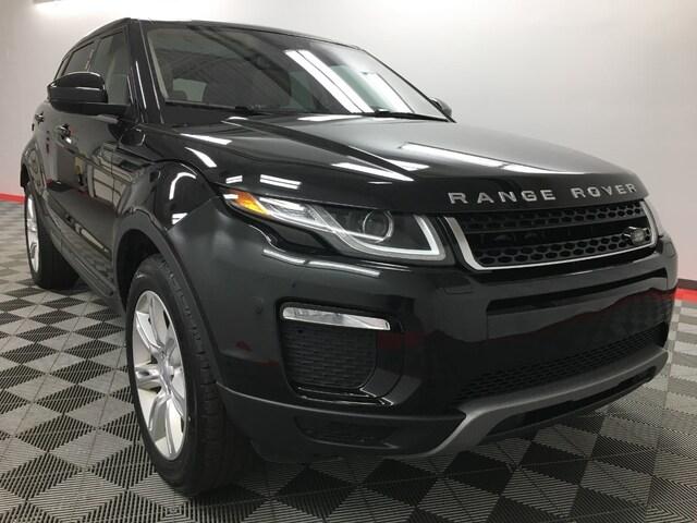 2019 Land Rover Range Rover Evoque 5 Door Se Premium Suv