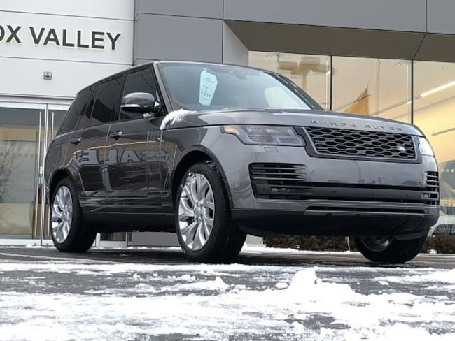 New 2019 Land Rover Range Rover 3.0L V6 Supercharged HSE SUV in Appleton, WI