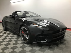 Pre-Owned 2018 Jaguar F-TYPE Convertible Auto R AWD coupe in Appleton, WI