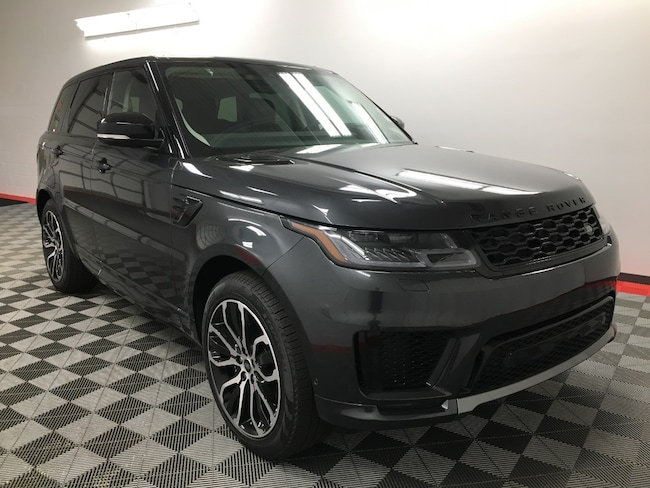 New 2019 Land Rover Range Rover Sport HSE Dynamic suv in Appleton, WI
