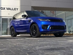 New 2019 Land Rover Range Rover Sport HSE Dynamic SUV 19148 in Appleton, WI
