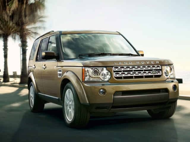 2014 Land Rover LR4 4WD 4dr LUX suv