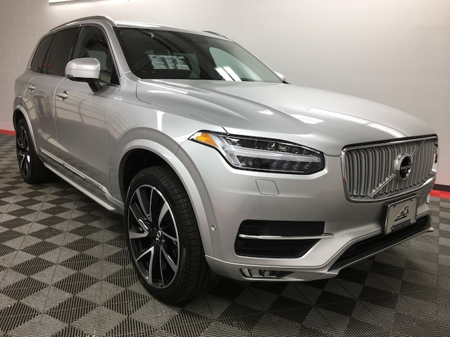 Pre-Owned 2018 Volvo XC90 T6 AWD 7-Passenger Inscription suv For Sale in Appleton, WI