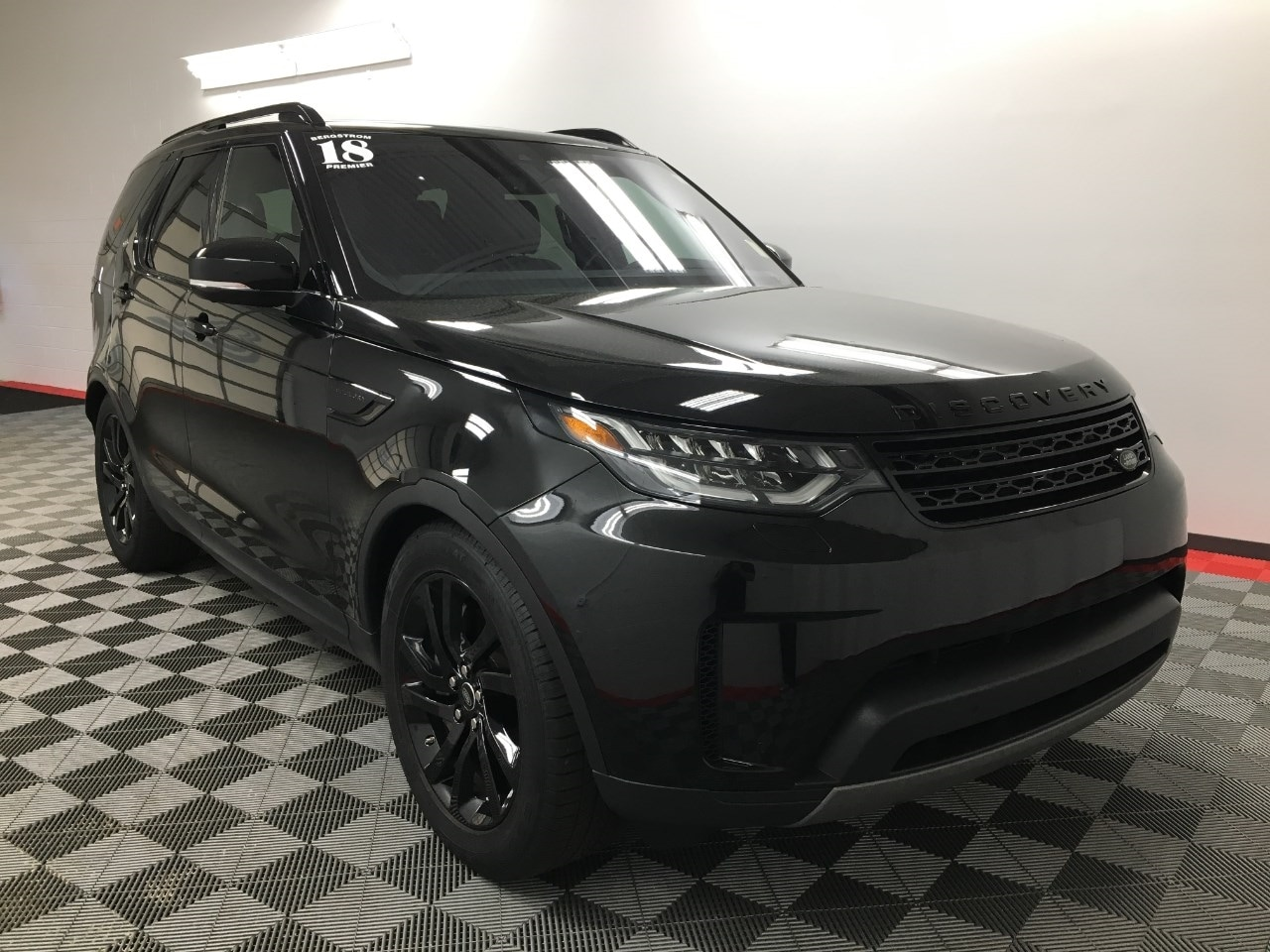 2018 Land Rover Discovery HSE V6 Supercharged suv