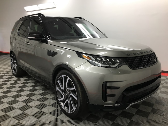 New 2019 Land Rover Discovery HSE Luxury SUV in Appleton, WI