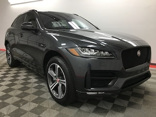 Pre-Owned 2019 Jaguar F-PACE 30t R-Sport AWD suv in Appleton, WI