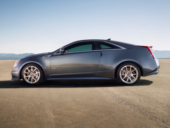 Used 2012 Cadillac Cts V Coupe For Sale At Land Rover Fox Valley