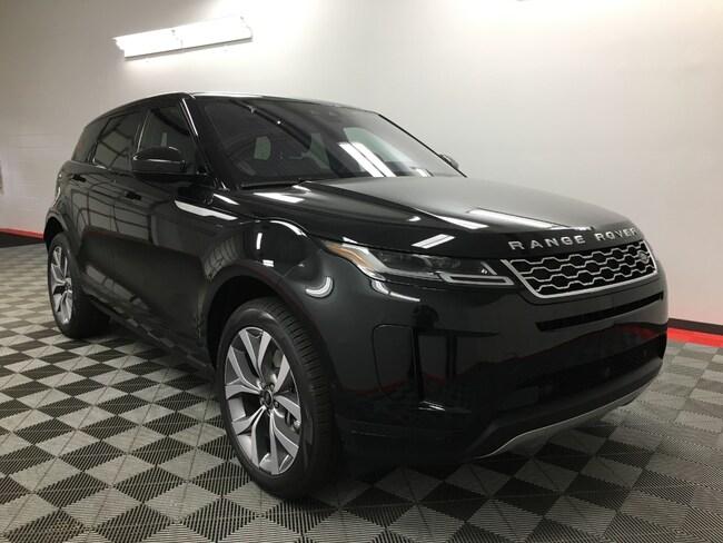New 2020 Land Rover Range Rover Evoque SE in Appleton, WI