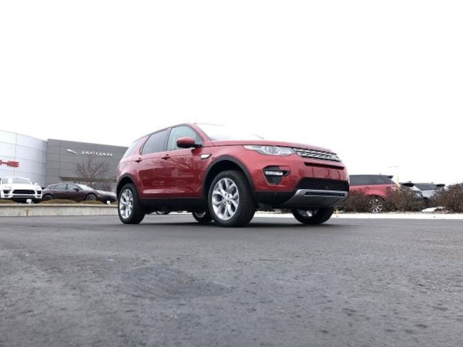 New 2019 Land Rover Discovery Sport SUV in Appleton, WI