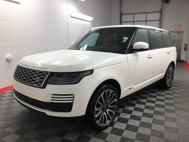 New 2019 Land Rover Range Rover Autobiography suv in Appleton, WI