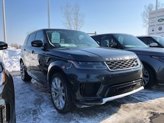 New 2019 Land Rover Range Rover Sport HSE SUV 19243 in Appleton, WI