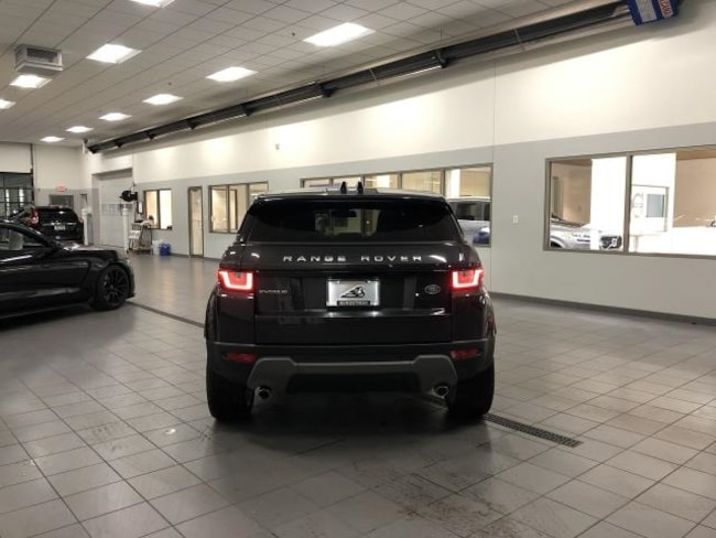 New 2019 Land Rover Range Rover Evoque SE Premium SUV in Appleton, WI