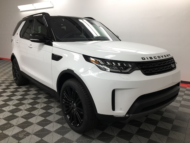 New 2019 Land Rover Discovery HSE SUV in Appleton, WI