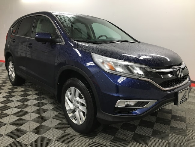 Pre-Owned 2016 Honda CR-V AWD 5dr EX suv For Sale in Appleton, WI