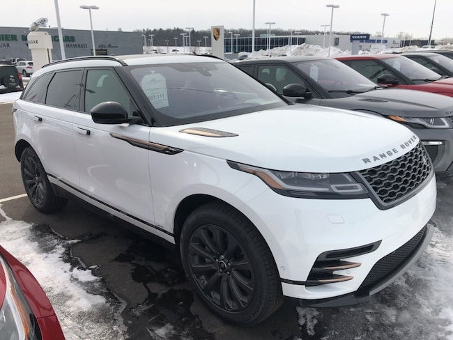New 2019 Land Rover Range Rover Velar P250 SE R-Dynamic SUV in Appleton, WI