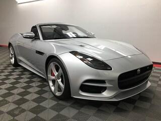 2018 Jaguar F-TYPE Convertible Auto R AWD coupe