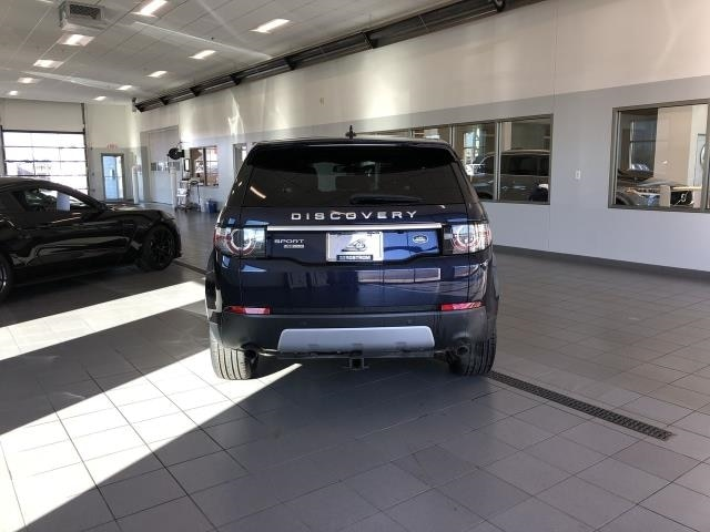 2016 Land Rover Discovery Sport AWD 4dr HSE LUX suv