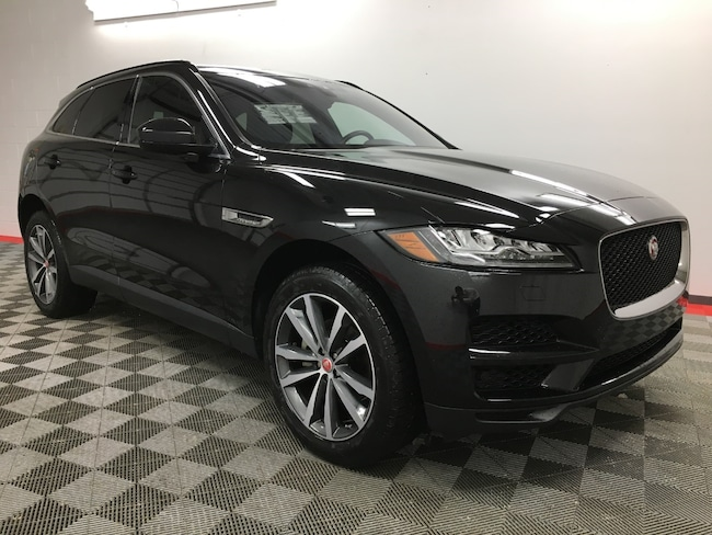 Pre-Owned 2018 Jaguar F-PACE 25t Prestige AWD suv For Sale in Appleton, WI