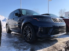 New 2019 Land Rover Range Rover Sport HSE SUV 19229 in Appleton, WI