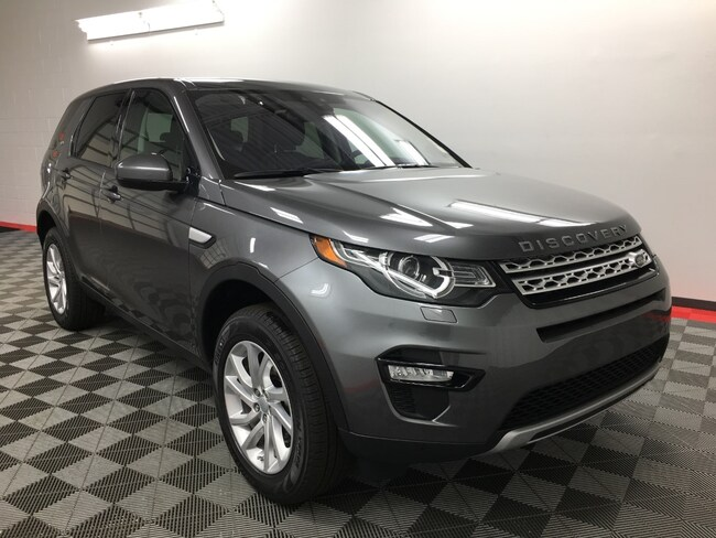 New 2019 Land Rover Discovery Sport HSE suv in Appleton, WI