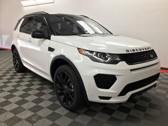 New 2019 Land Rover Discovery Sport HSE Dynamic suv in Appleton, WI