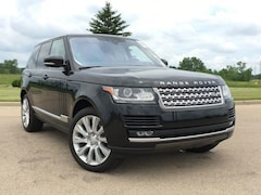 New 2017 Land Rover Range Rover 3.0L V6 Turbocharged Diesel HSE Td6 SUV 17258 in Appleton, WI