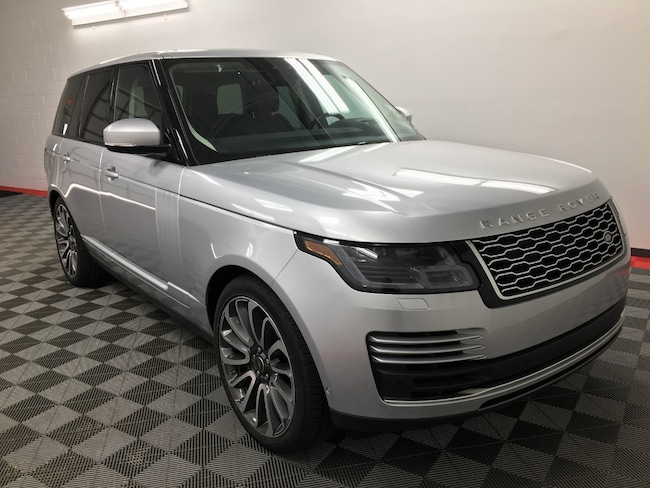 New 2019 Land Rover Range Rover Supercharged SUV in Appleton, WI
