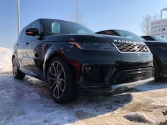 New 2019 Land Rover Range Rover Sport HSE SUV 19244 in Appleton, WI